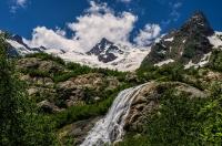 Алибекский водопад_1